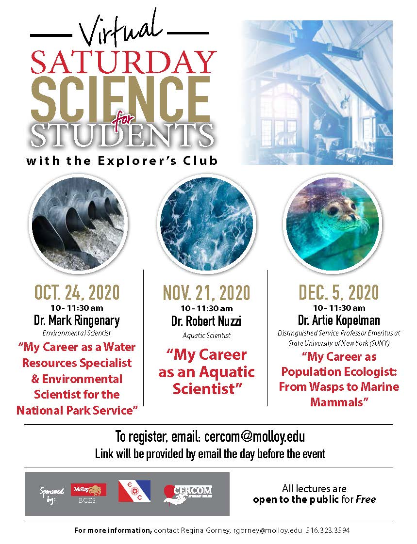 saturday science for students