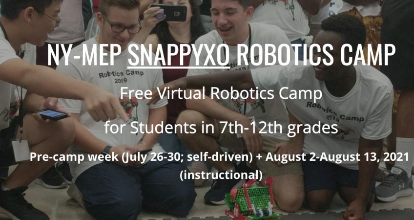 Manufacturing and Technology Resource Consortium's Virtual Robotics Camp